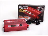 SKYRC eFuel Switching AC/DC Power Supply 540W 30A 100-240V AC to 12-18V DC Adjustable Dual Output