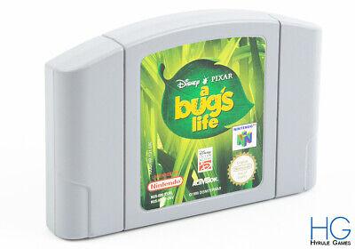Disney / Pixar: A Bug's Life - N64 Nintendo 64 Game Cartridge PAL