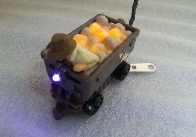 Indiana Jones Pinball Machine MINE CART  mod