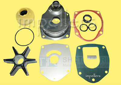 817275A5 Water Pump Impeller Repair Kit Replacement for Mercury Outboard Motors - Mercury Outboard Impeller Replacement