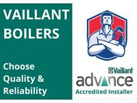 VAILLANT - Unbeatable Value Boiler Replacement Deals / Installation / Repair & Service / Gas Safe