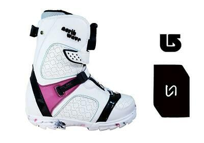 Northwave Grace T-Track Snowboard Boots W 6.5 = K 5 + Stomp