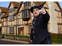 Shakespeare Walking Tour of Stratford upon Avon