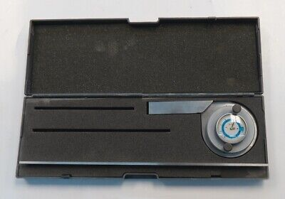 Bevel Dial Reading Protractor 12 Blade