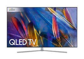 """Samsung 55"""" QLED UHD 4K HDR Smart LED TV QE55Q7F QE55Q7FAM QE55Q7FAMT - DELIVERY AVAILABLE"""