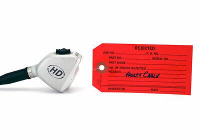 Broken Stryker 1088 Hd Camera Head-faulty Cable