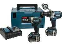 Makita 18v 5.0ah twin kit