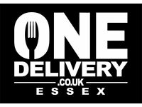 Food Delivery Franchise - One Delivery Clacton - KFC & McDonald's delivery - no upfront costs!