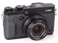 Fuji X30 Digital Camera
