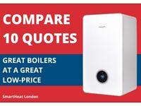 £1249.00 BEST MID-RANGE BOILER DEALS PROMISE! Boiler Installation/Replacement Service