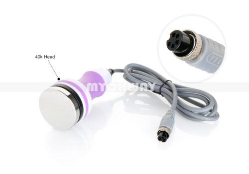 Ultrasonic Cavitation RF Radio Frequency Slim Replacement 40K Head Unoisetion