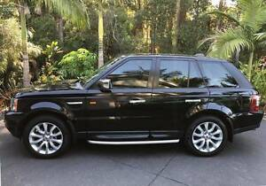 2006 Range Rover Sport Supercharged Buderim Maroochydore Area Preview