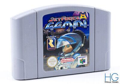 Jet Force Gemini - N64 Nintendo 64 Retro Game Cartridge PAL