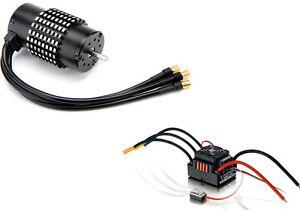 HPI Savage Flux HP TORK 2200KV+Hobbywing QUICRUN-WP-8BL150 ESC TRAXXAS XRAY AE