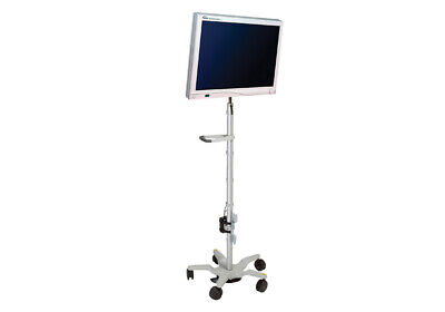 Stryker Flat Panel Roll Stand Monitor Is Not Included
