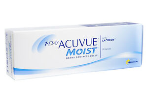 1 Day ACUVUE MOIST 1 x 30  box SUPERPREIS