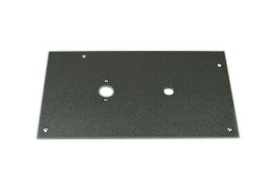 Nanum ATX Netzteil Blende für Mini-Box pico-PSU und Mini-Netzteile - silber NEU
