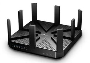 NEW TP-Link (Archer C5400) AC5400 Wireless Wi-Fi Tri-Band Gigabit Router Condtion: New open box, AC5400