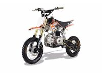 Slam MXR 125cc pit bike