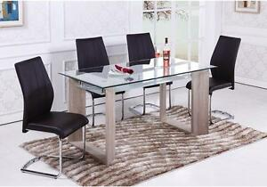 SALE ON DINETTE SETS!!! HIGH QUALITY WITH LOW PRICE (AD 496)