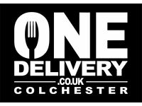 Food Delivery Franchise - One Delivery Colchester - KFC & McDonald's delivery - no upfront costs!