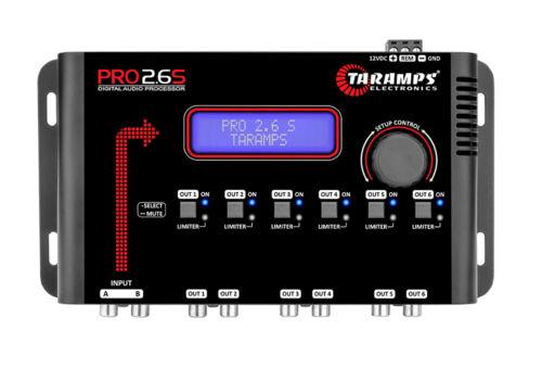 Taramps Pro 2.6S Digital Audio Processor  + FAST SHIPPING
