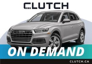 2018 Audi Q5 2.0T – Available On Demand