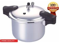 Kitchen King Blaze Pressure Cooker 5 LTR Hard Anodized Aluminium Material.......Brand New Sealed