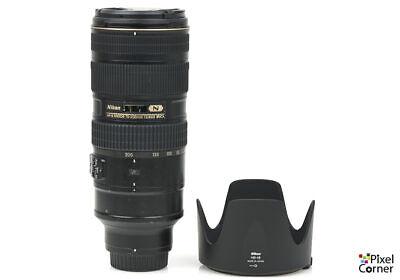 Nikon 70-200mm f/2.8 AF-S G N VR II Nikkor Telephoto zoom lens **READ** 20059141 tweedehands  verschepen naar Netherlands