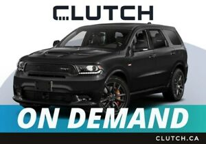 2018 Dodge Durango – Available On Demand