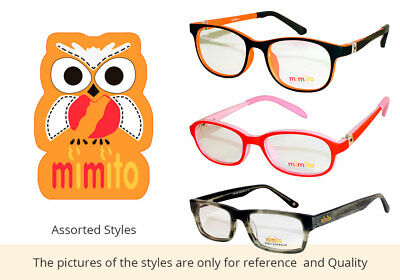 100 Mimito RX Eyeglass Frames For Kids Styles Assorted Various (Eyeglasses Frames For Kids)