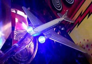 TWILIGHT ZONE Pinball Interactive Airliner PLANE Mod TZ