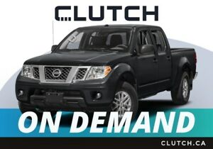 2017 Nissan Frontier SV – Available On Demand