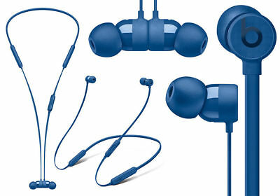 Beats by Dr. Dre BeatsX In-Ear Wireless Headphones Genuine Apple Blue