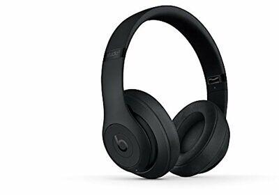 Beats Studio3 Wireless Bluetooth Headphones  - MQ562LL/A - Matte Black