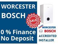 BEST WORCESTER BOSCH BOILER DEAL! Installation,Replacement,Gas,New Heating System