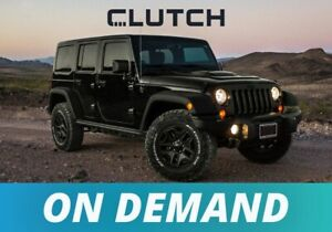 2018 Jeep Wrangler – Available On Demand