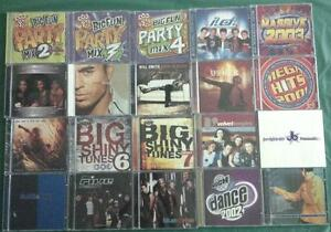 21 Early 2000's Pop / R&B / Alternative CD's & Compilations