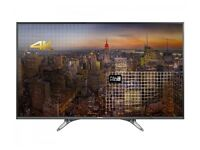Panasonic TX55DX600B 55 Inch Ultra HD 4K Smart LED TV with Freeview HD.Ex-Display