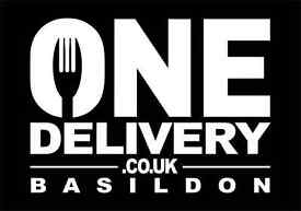 One Delivery Basildon is recruiting Delivery Drivers - £5 paid per delivery!