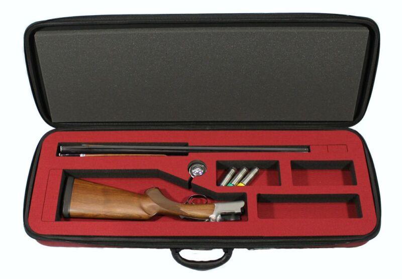 Peak Case Ultralight Over Under Shotgun EVA Hard Case - Locking