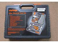 Challenge 55pc general tool kit