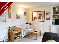No tenants fees! A bright two bedroom flat set in a charming period style building in Brook Green