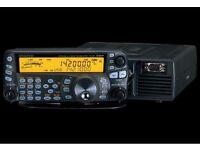 Kenwood TS480HX -HF+6m (200w)