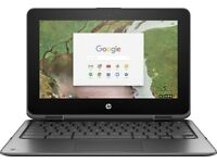 HP Chromebook x360 Laptop Touchscreen HD Display