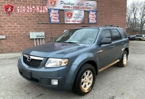 2011 Mazda Tribute GX/2.5L/NO ACCIDENT/CERTIFIED/WARRANTY INCLUD
