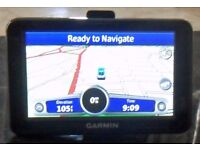 GARMIN NUVI 2445LM WITH LATEST FULL EUROPEAN MAPS IN GREAT CONDITION WITH LATEST SPEED CAMERAS