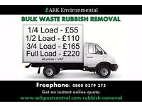 Bulk and Rubbish Waste Collection London