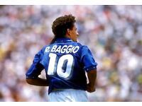 Cerco giocatori italiani per formare squadra calciotto a Londra (italian football players needed)