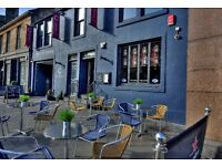 Part-time waiting/bar staff - Constitution Shore area Leith